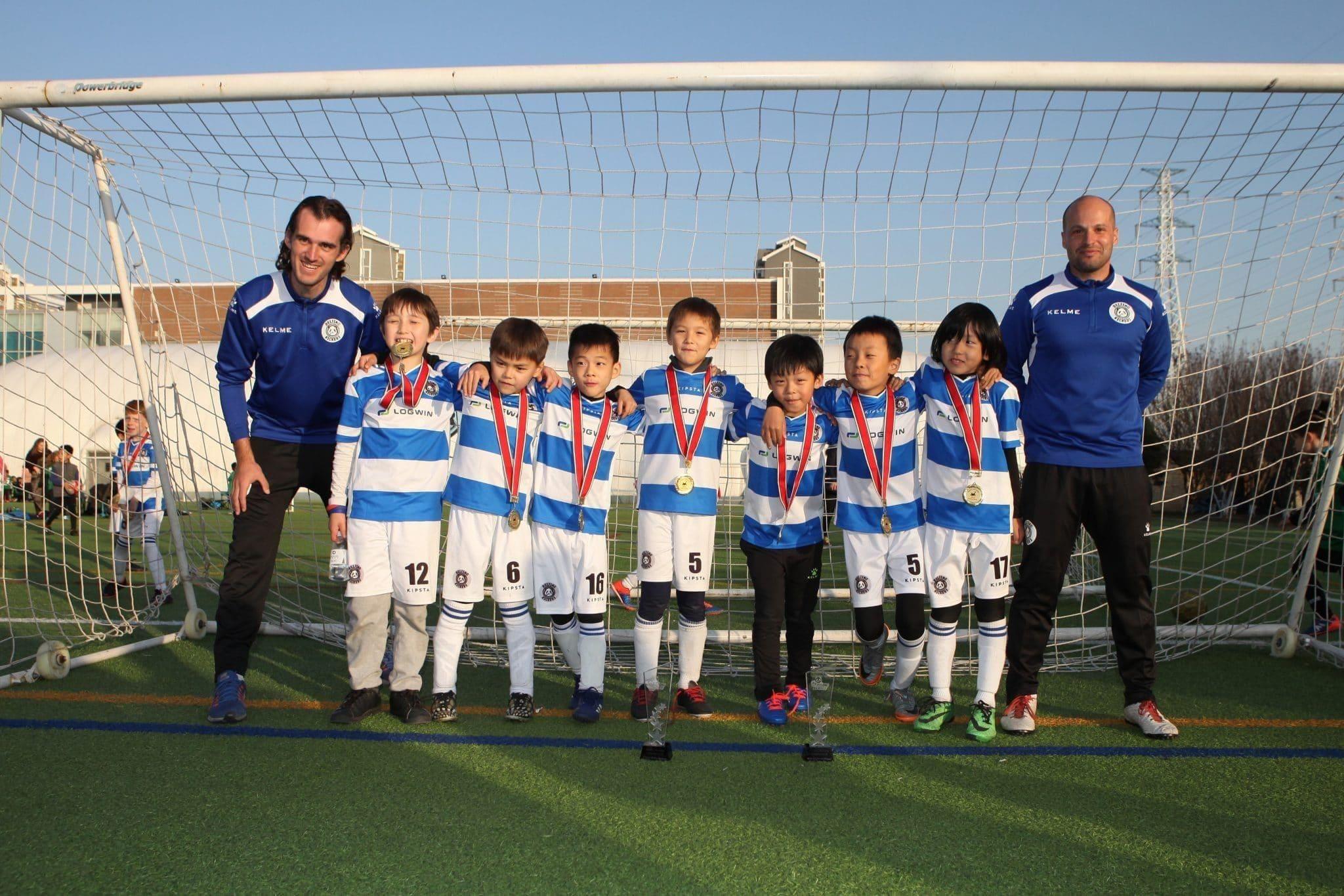 2019北京克卡斯足球夏令营