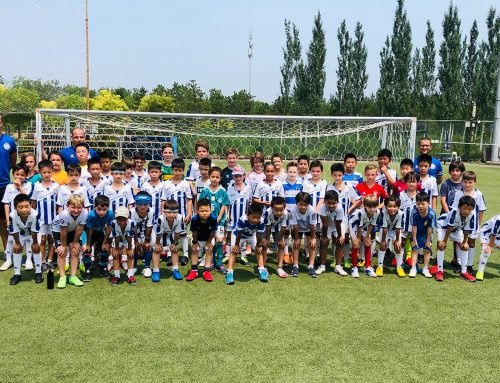 October Golden Week Holiday Camp 2020
